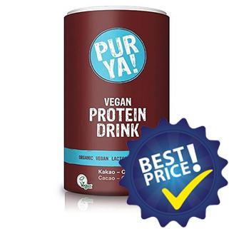 Vegan Protein Drink 550g Pure Ya!