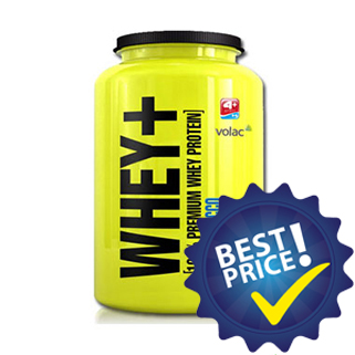 Whey+ Protein 2Kg 4+ Nutrition