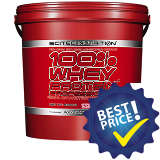Whey Protein Professional 5kg Scitec Nutrition
