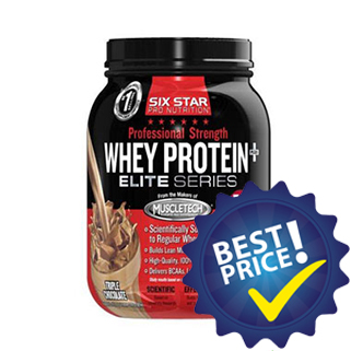 Whey Protein Plus 907gr Six Star