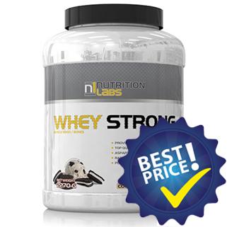 whey strong proteina del siero a scambio ionico, ottima dopo i pesi