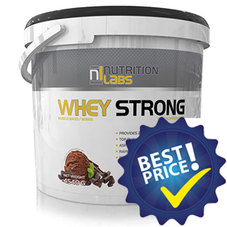 Whey Strong 4,54 Kg Nutrition Labs