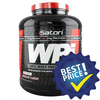 wpi whey protein isolate 2kg isatori