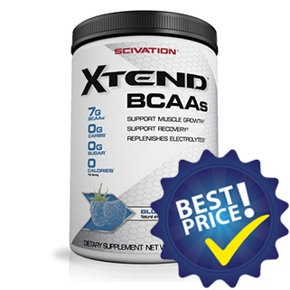 xtedn bcaa 1150g scivation
