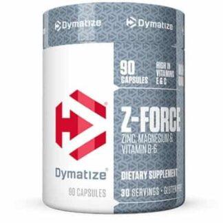 z-force zma 90cps dymatize ottimizzatore testosterone