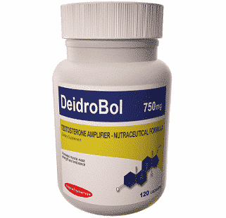 deidrobol 750mg 100cps mistik nutrition anabolizzante naturale