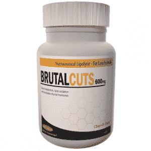 brutalcuts 100cps mistik nutrition