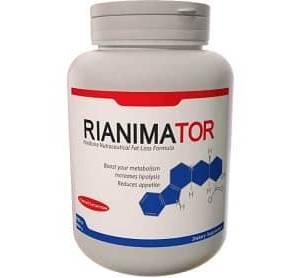 rianimator dimagrante termogenico nutraceutico della mistik nutrition