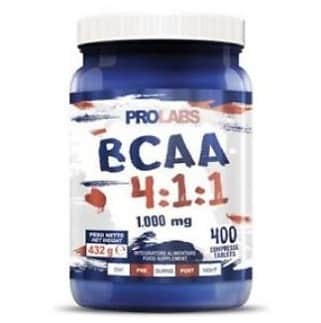 bcaa 4 1 1 400cps 1000mg prolabs