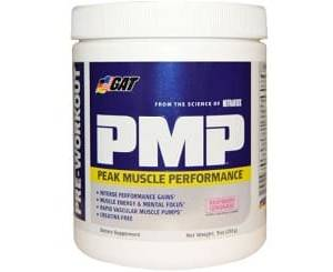 gat pmp pre workout intensificatore dell'allenamento