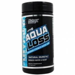 lipo 6 aqua loss 80cps nutrex research