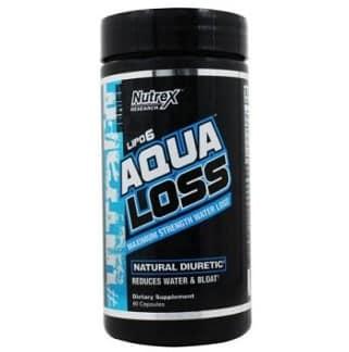 lipo 6 aqua loss 80cps nutrex research