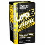lipo 6 black intense ultra concentrate 60 cps nutrex research