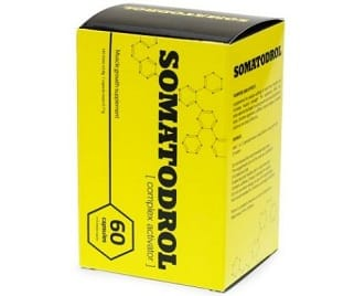 somatodrol 60cps iridium labs anabolizzante naturale per la massa