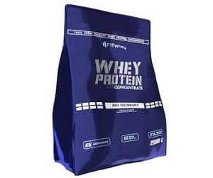 whey protein 100 concentrate 2kg fitwhey