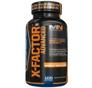 x-factor advanced 100cps molecular nutrition