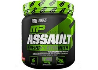assault sport 333g musclepharm