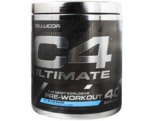 c4 ultimate cellucor 760g pre workout