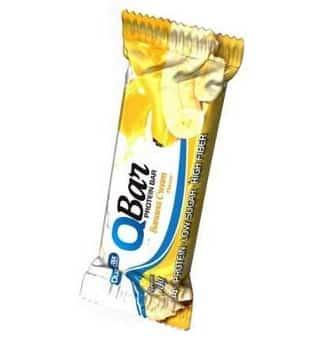 qbar protein bar 60g quamtrax nutrition barretta proteica