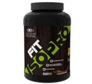 fit soy pro 2kg galaxy nutrition proteine della soia