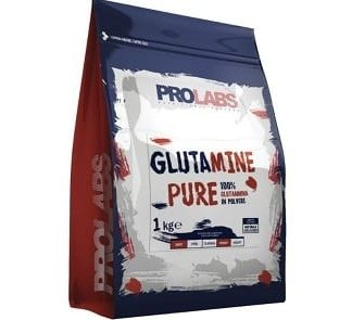 glutamine pure 1kg prolabs integratore glutammina pura
