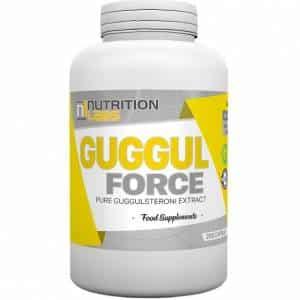 guggul force vegan integratore dimagrante a base di guggulsteroni vegani per agire sul rilascio di ormoni tiroidei