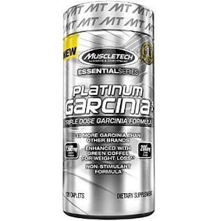 platinum garcinia essential series 120cps muscletech acido idrossicitrico