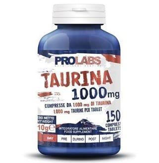 taurina 1000 150cps prolabs integratore per l'ossido nitrico