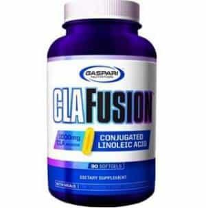 cla fusion 90 softgels gaspari nutrition