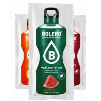 bolero drink aroma per acqua, fornisce sapore alla tua bevanda fresca e senza aggiungere calorie