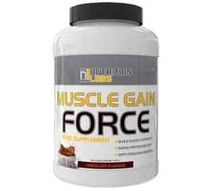 muscle gain force 2 chili della nutrition labs è un mass gainer a base di proteine e carboidrati, arricchito con creatina, bcaa e glutammina