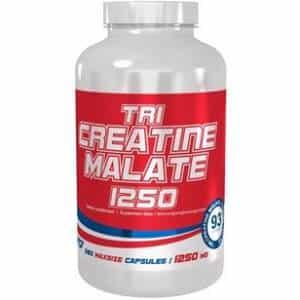 tricreatina malato 1250 milligrammi 140 capsule sfd nutrition integratore di creatina salificata con acido malico