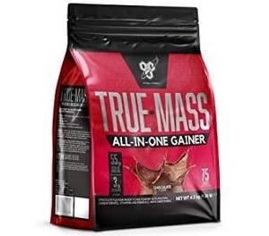 true mass all in one 4,2 chili prodotto per aumentare massa della bsn marchio americano