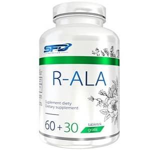 acido alfa lipoico racemico 100mg della sfd nutrition confezione da novanta compresse, ottimo antiossidante