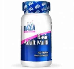 basic multivitamin integratore multivitaminico essenziale per la salute del corpo e la prestazione sportiva