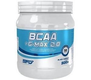 ncaa e glutamina sfd nutrition arricchito di taurina, ideale prima e dopo l'allenamento