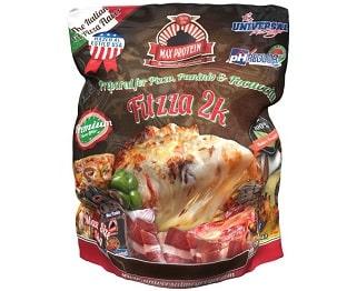fitzza 2k pizza proteica a base di farina di avena della universal mcgregor