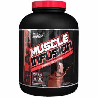 muscle infusion black miscela proteica a lento rilascio arricchita di vitamine