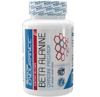 beta alanina pura integratore per migliorare la resistenza fisica e stimolare l'ossido nitrico