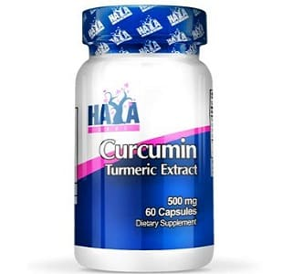 estratto di curcumina antiossidante e di sostegno per la salute di unghie, pelle e capelli