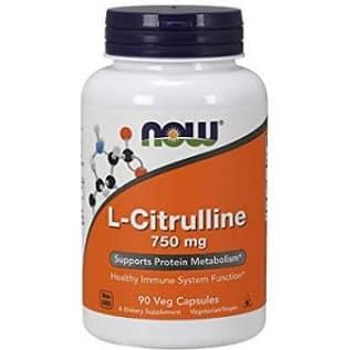 l-citrullina now foods stimolatore dell ossido nitrico e del gh migliora anche le difese immunitarie