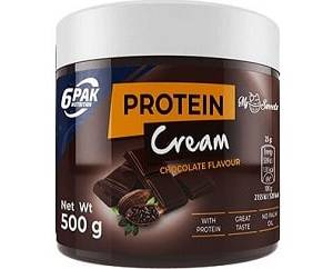 protein cream cioccolata proteica con whey protein senza zuccheri ne olio di palma ne aspartame