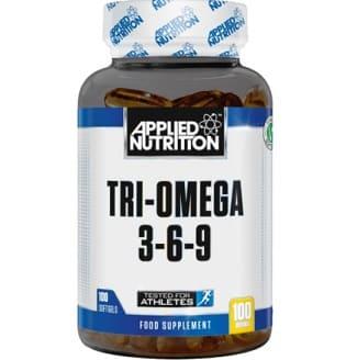 tri-omega 3-6-9 integratore di acidi grassi essenziali, ottimo come antiossdiante per diminuire i radicali liberi