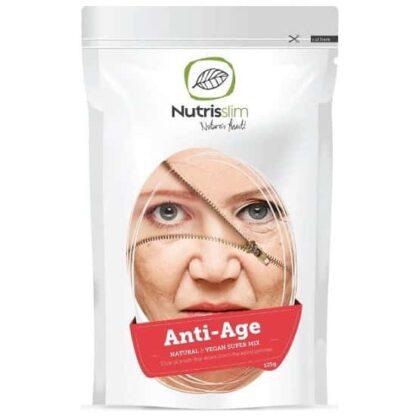 anti age vegan super mix integratore anti eta con azione antiossidante
