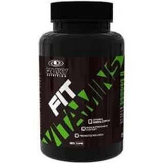 fit vitamins multivitaminico e minerale ad ampio spettro della galaxy nutrition