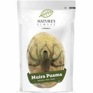 muira puama estratto in polvere ottimo come afrodisiaco e antiossidante