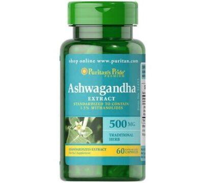 ashwagandha extract estratto di withania somnifera adattogeno rinvigorente e afrodisiaco, ottimo anche come antinfiammatorio articolare