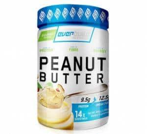 burro di arachidi tostate alimento energetico e iperproteico di origine vegetale