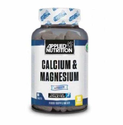 calcio & magnesio integratore per la salute delle ossa e dei denti, aiuta anche l'energia e contrasta la stanchezza cronica