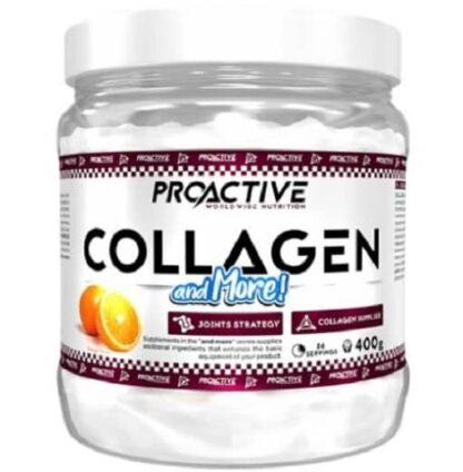 collagen & more integratore di collagene arricchito di glucosamina condroitina e altro, ottimo come aiuto salutistico per le articolazioni e la pelle